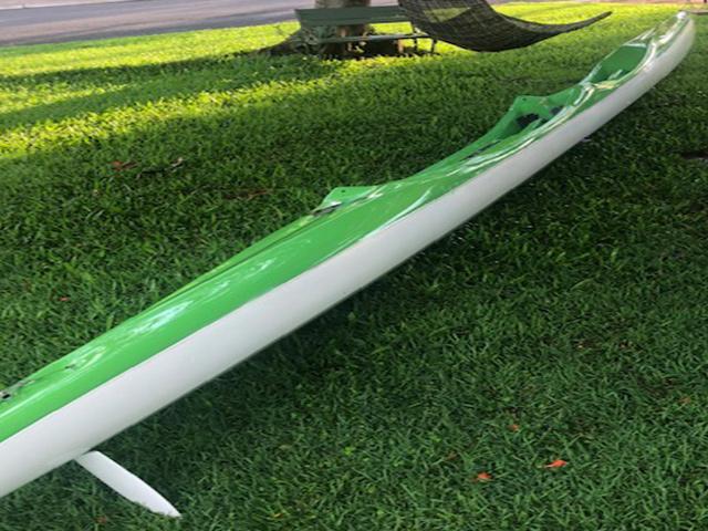 Stingray Canoe OC1 and OC2